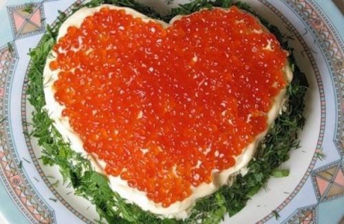 14 Лютого - готуємо страви для закоханих