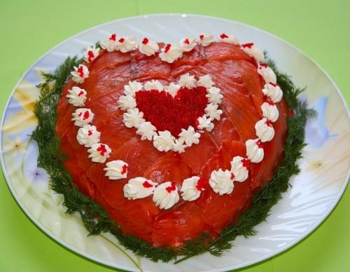14 лютого: рецепти страв для романтичної вечері