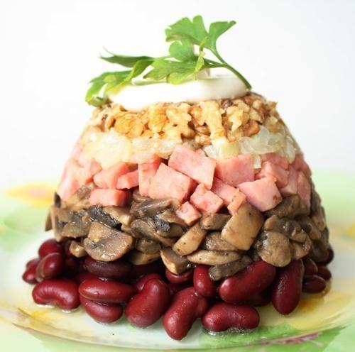 5 Повсякденних салатів з квасолею
