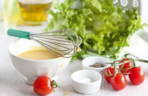 5 Рецептів незвичайних заправок для салатів