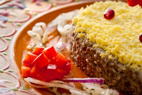 5 Найромантичніших салатів 14 лютого