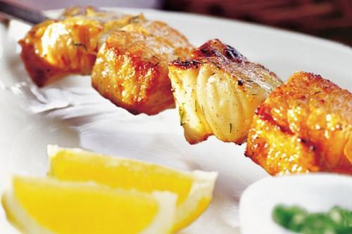 5 П'ять смачних рецептів шашлику з риби