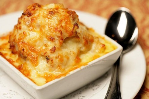 5 Варіантів гарніру з картоплі з сиром