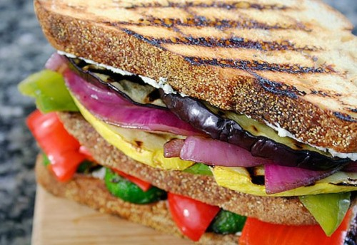 6 Рецептів смачних вегетаріанських сендвічів
