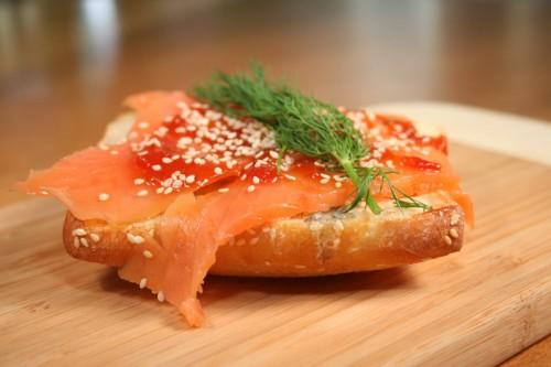 7 Рецептів бутербродів з лососем на кожен день