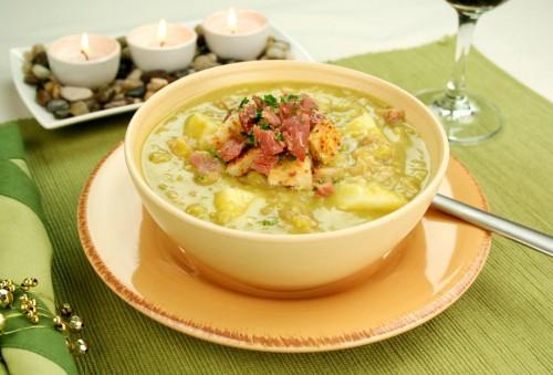 7 Рецептів м'ясного горохового супу