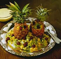 Ананасовий салат
