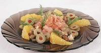 Андалуський апельсиновий салат