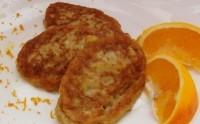 Апельсиново-вівсяні оладки на сніданок
