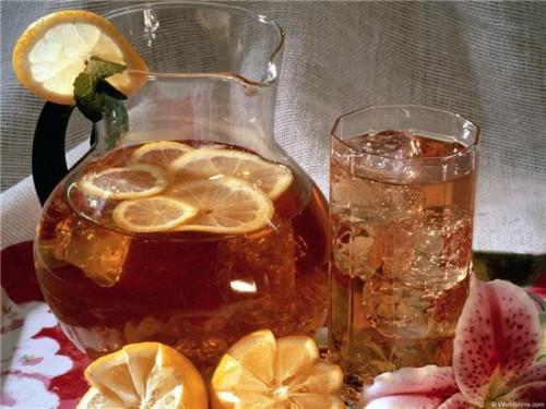 Апельсиновий коктейль-пунш