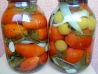 Асорті овочеве без оцту «Пікантне»