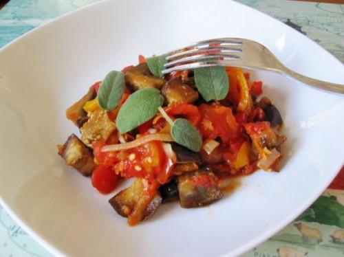 Серпень - саме час для овочевого соте