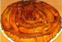 Бананово-карамельний пиріг