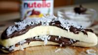 Бананово-шоколадні тістечка