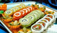 Банкетне блюдо «Калейдоскоп»