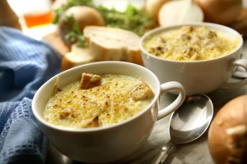 Білий суп