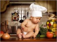 Безпека дітей на кухні