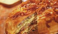 Блінчатий пиріг «Асорті»