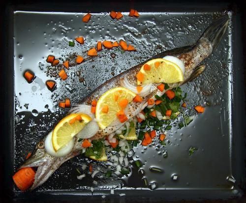 Страви з корисною та смачною річкової риби