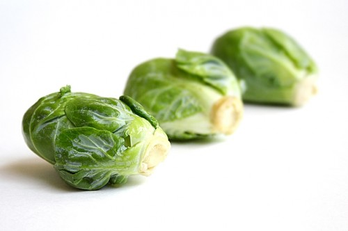 Страви на кожен день з брюссельської капусти