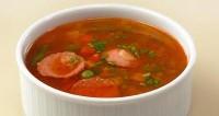 Бобовий суп «по-мексиканськи»