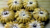 Булочки «Хризантеми» ананасові