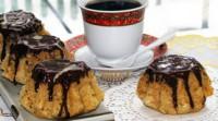 Булочки кавові з сиром