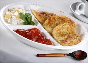 Буржуазне ранок: доступні сніданки в центрі Москви