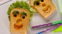 Бутерброди «гарний настрій»