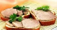 Бутерброди м'ясні