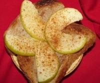 Бутерброди з яблуком