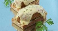Бутерброди з котлетами