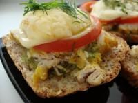 Бутерброди з курячим філе «Серйозні»