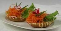 Бутерброди з овочами