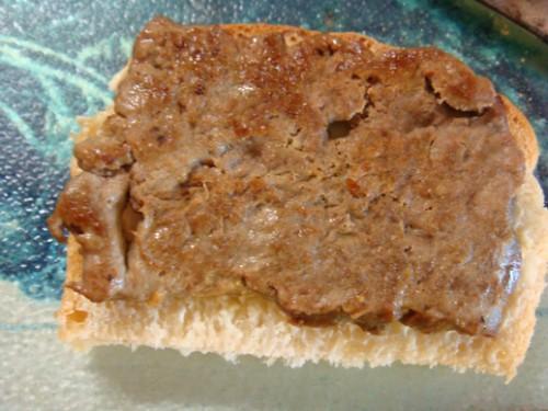 Бутерброди з печінкою по-скандинавськи