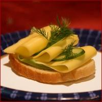Бутерброди з сиром з Апелдорн