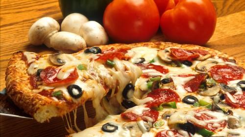 Швидка і проста піца - не можна не спокуситися