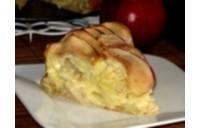 Швидка сирно-вівсяно-яблучна запіканка