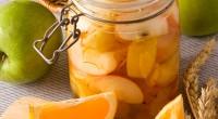 «Швидке» яблучне варення