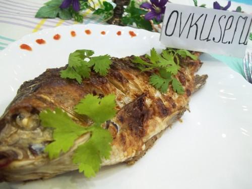 Швидке приготування риби