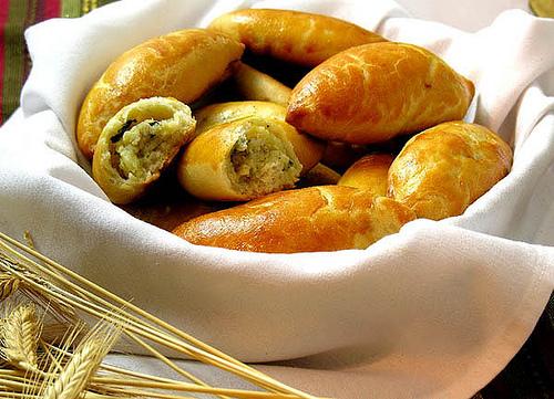 Швидкі пиріжки з картоплею