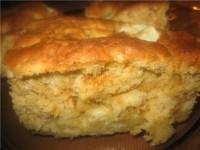 Швидкий пиріг «Шарлотта» в мікрохвильовці