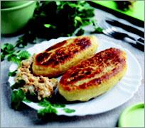 Цепеліни (зрази картопляні)