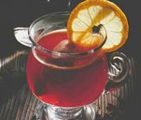Чай «Мисливський» з ромом і вином
