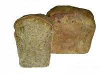 Часниково-цибулевий хліб