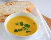 Часниково-мигдальний суп