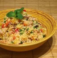 Цитрусовий салат