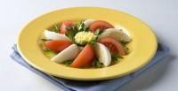«Квіткова клумба» - літній салат