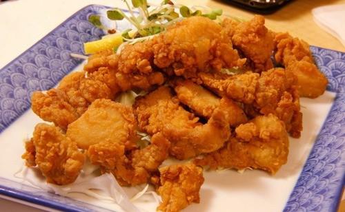 Курча по-японськи