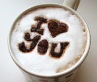 Робимо гарні малюнки в чашці з кавою